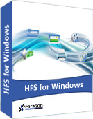 HFS+ for Windows 9 Paragon