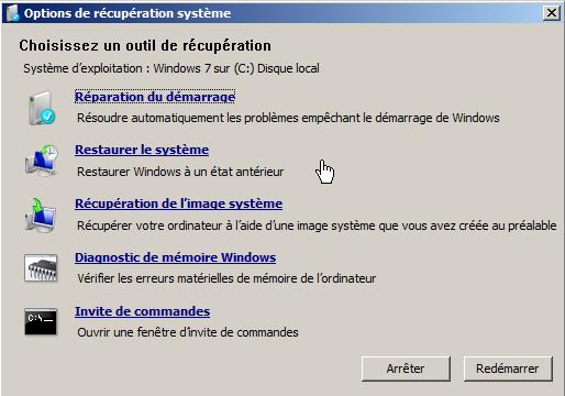 Menus-disque-récupération-windows7