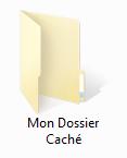Afficher vos fichiers,vos dossiers cachés et les dossiers systèmes de Windows.