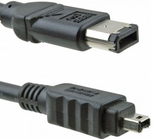 Cable FireWire 4-6