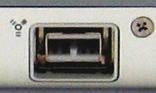 Firewire 800 femelle connecteur