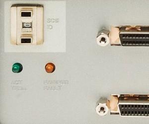 id selector SCSI