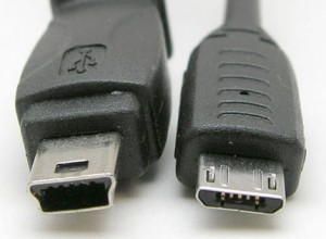 Mini Usb 2 vs Micro Usb